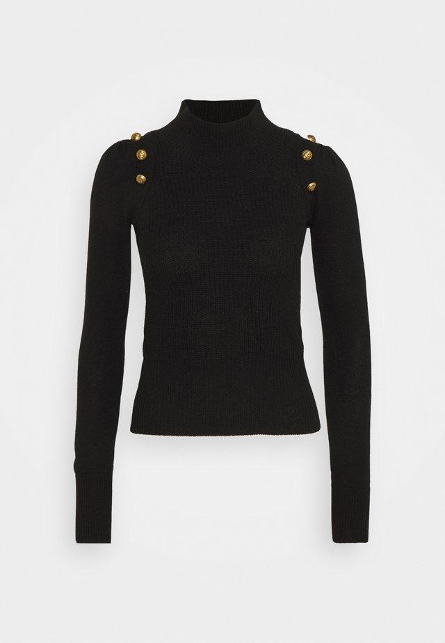 VENEZUELA  - Stickad tröja - black