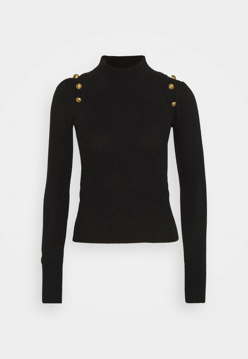 Pinko - VENEZUELA  - Sweter - black