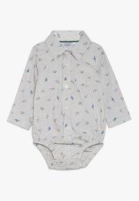 Carter's - BABY SET - Teplákové kalhoty - grey - 3