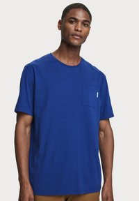 Scotch & Soda - Basic T-shirt - yinmin blue - 0
