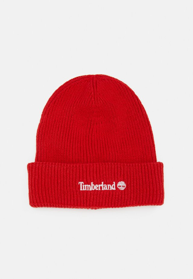 PULL ON HAT UNISEX - Berretto - bright red