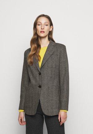 PAUSA - Short coat - blau