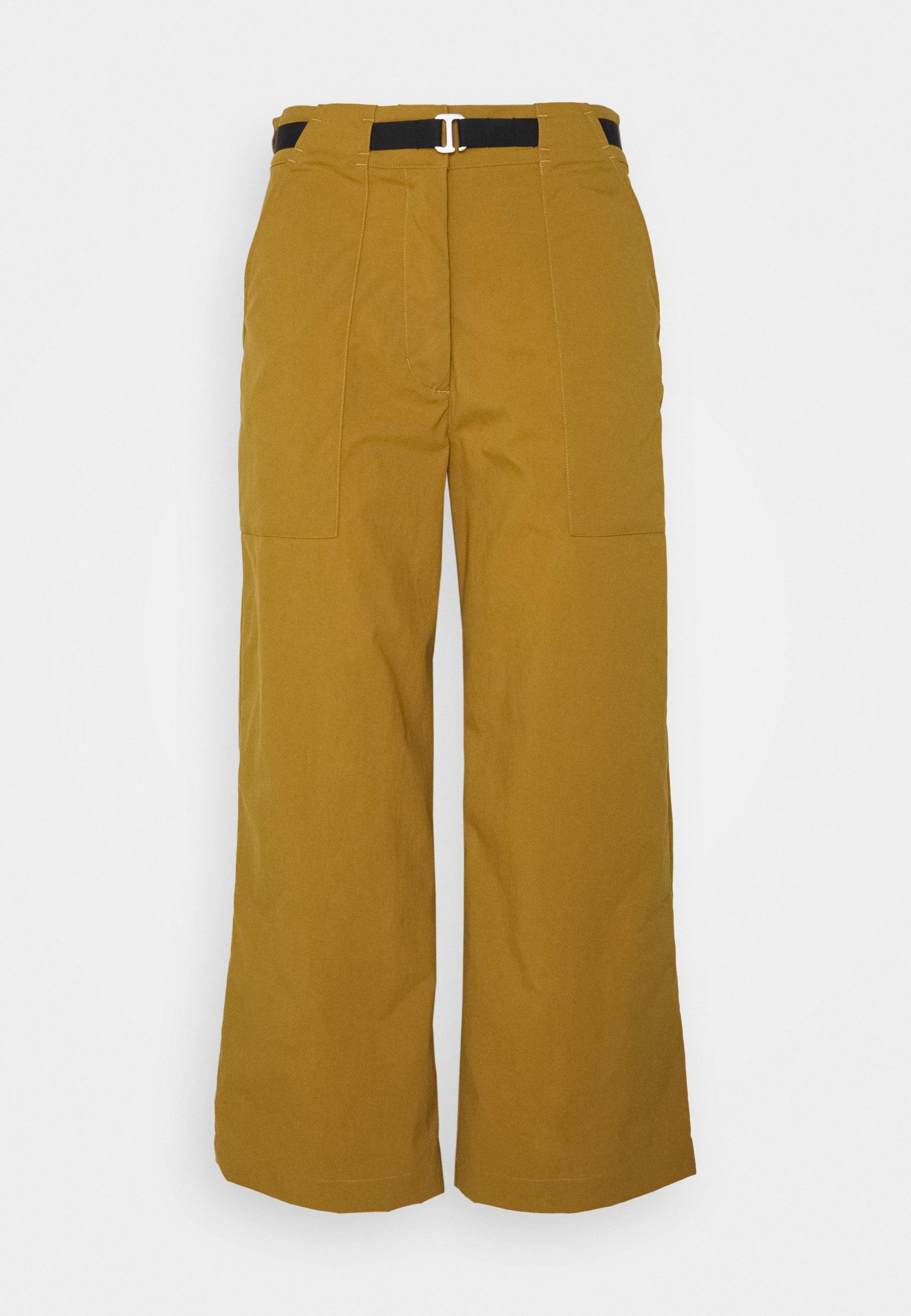 Donna OUTRACK HIGH PANTS - Pantaloni