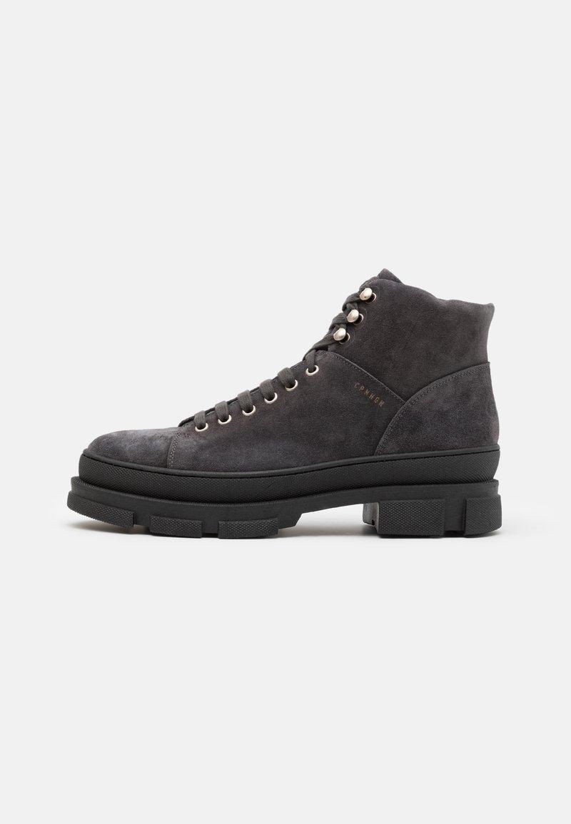 Copenhagen - Lace-up ankle boots - graphit