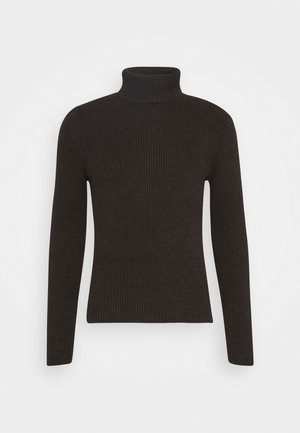 Jumper - chocolate brown