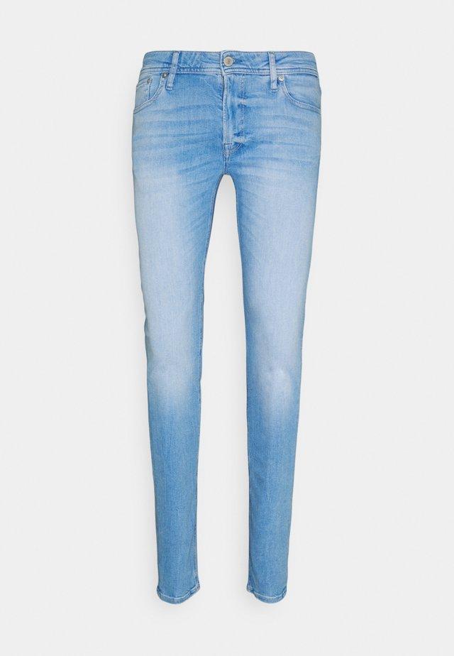 JJITOM JJORIGINAL JOS - Skinny džíny - blue denim