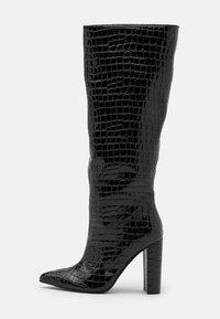Steve Madden - TAMSIN - High heeled boots - black - 1