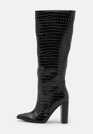 TAMSIN - High heeled boots - black