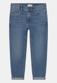 Lindex - TEEN DADFIT - Relaxed fit jeans - denim - 0