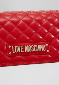 Love Moschino - Across body bag - red - 6