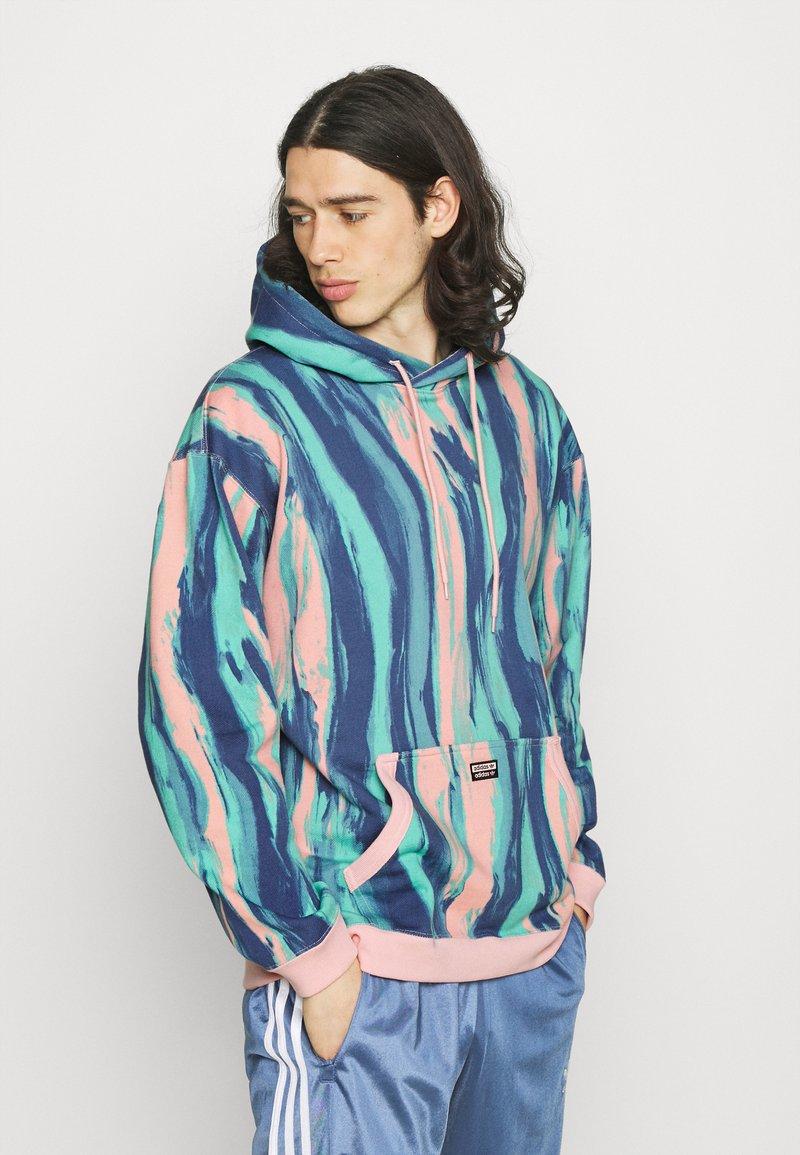 adidas Originals - UNISEX - Sweatshirts - vapour pink/multicolor