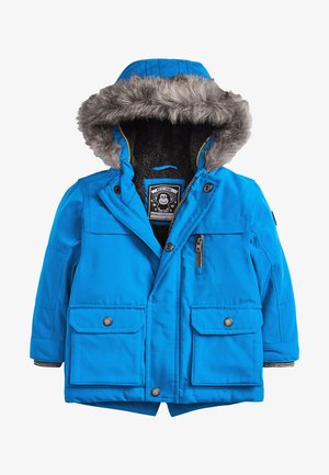 Parka - blue-grey