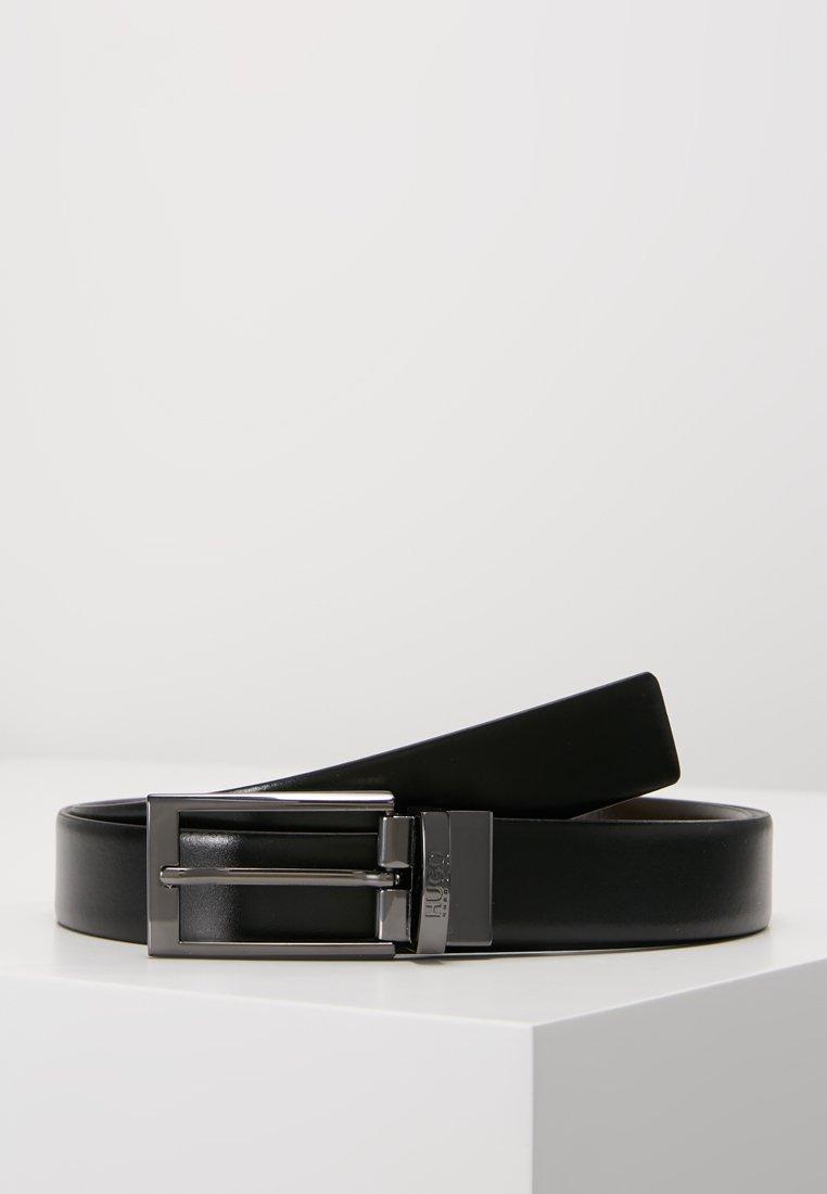 HUGO - ELVIO - Formální pásek - black