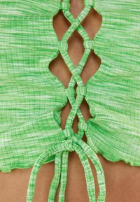 Bershka - Blouse - green - 4
