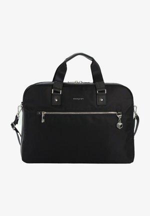 CHARM OPALIA - Briefcase - black