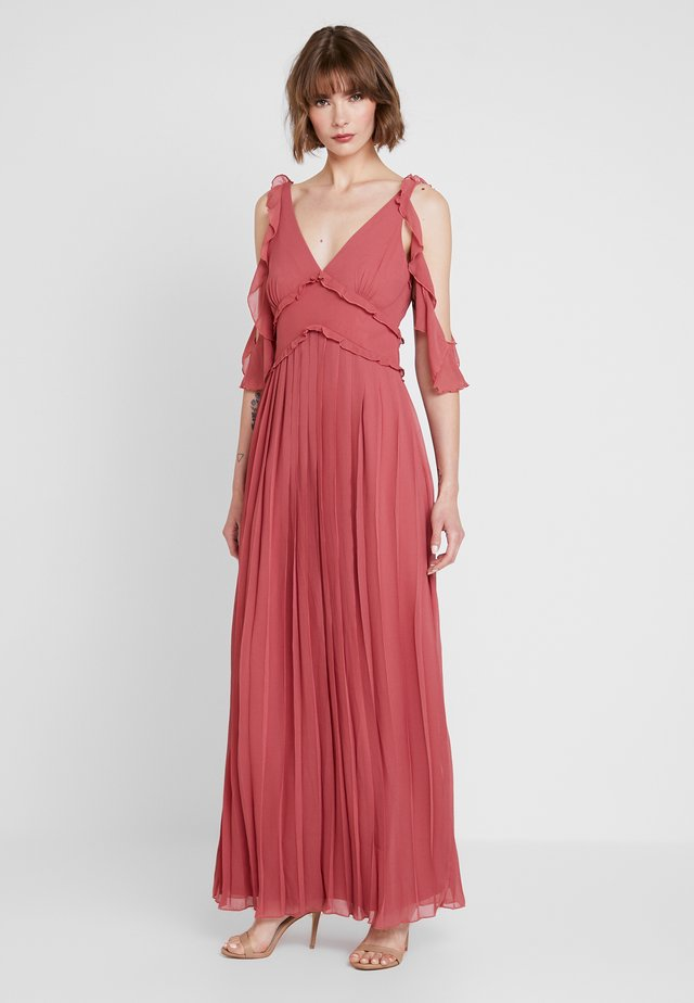 Occasion wear - sienna blush