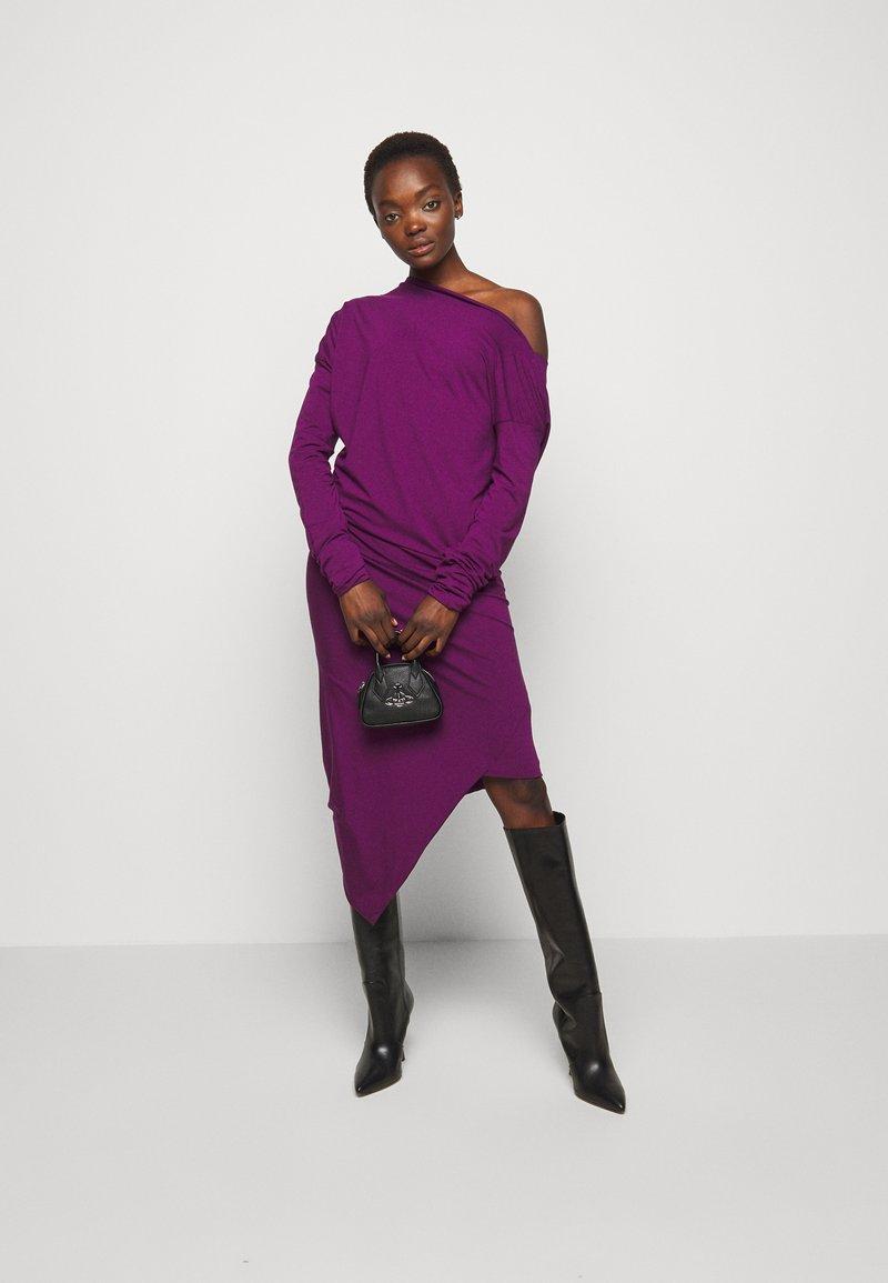 Vivienne Westwood - JOHANNA MINI YASMINE - Handbag - black