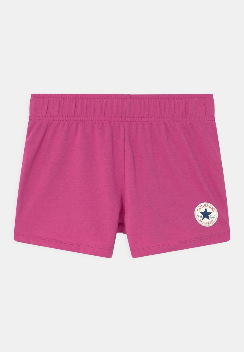 Converse - TIMELESS CHUCK PATCH  - Pantalones deportivos - active fuchsia