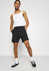 G-Star - SPORT TRAINER  - Shorts - dk black - 3