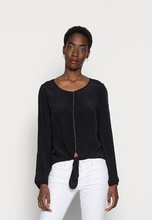 FARIETTE - Blouse - black
