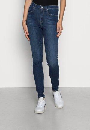ONE - Slim fit jeans - dark casuel blue