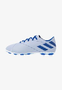 footwear white/royal blue/core black