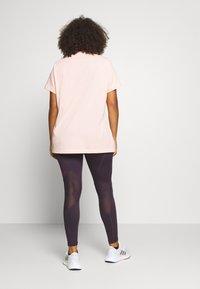 adidas Performance - ASK LONG  - Leggings - noble purple - 2