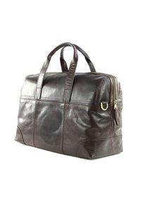 Saddler - Weekend bag - dark brown - 4