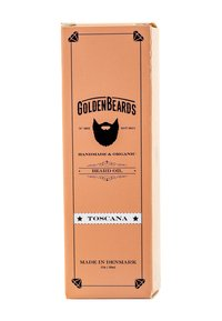 Golden Beards - BEARD OIL - Beard oil - toscana - 2