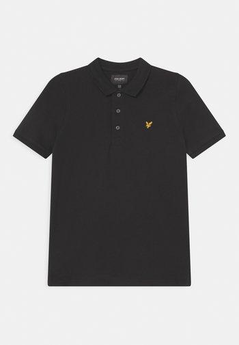 CLASSIC - Polo shirt - true black