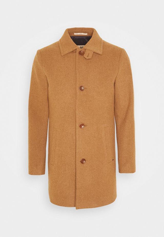 KLAKSVIG COAT - Short coat - camel