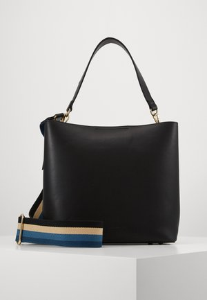 KERAVA SET - Handbag - black