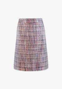 Aline Celi - GABRIELLE - A-line skirt - red/blue/white - 4