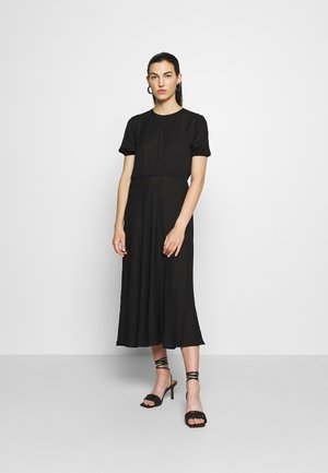 DECORA DRESS - Day dress - black