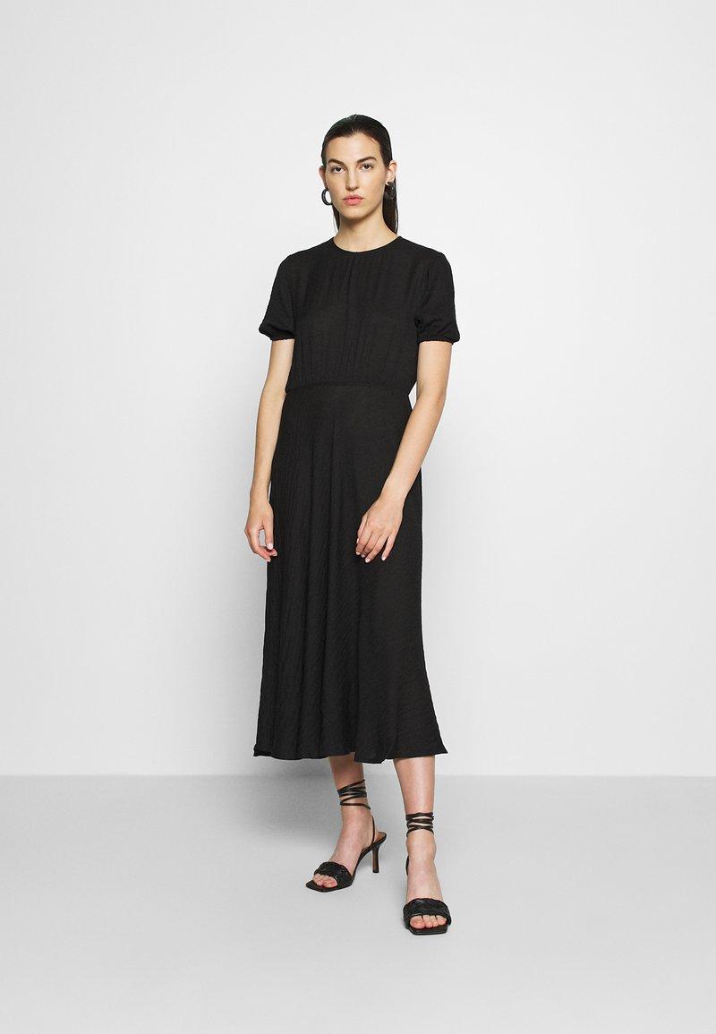 Samsøe Samsøe - DECORA DRESS - Day dress - black