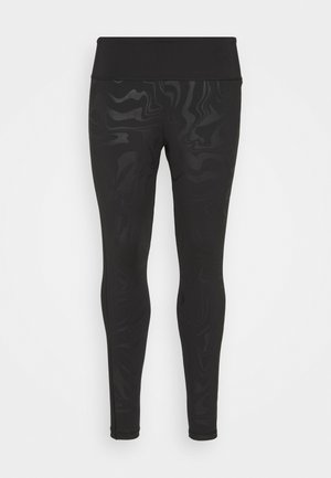 GLAM ON - Leggings - black