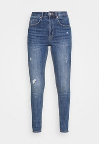 VMSOPHIA - Skinny džíny - medium blue denim