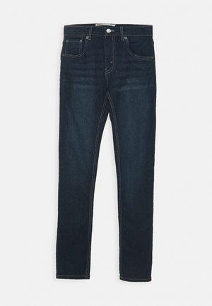 LVB 510 SKINNY FIT COZY JEANS - Skinny džíny - dark blue