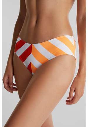 Bikini bottoms - coral orange