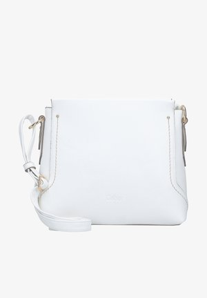 SARDA - Across body bag - white