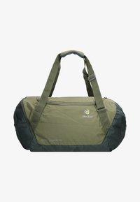 Deuter - AVIANT DUFFEL 50 - Sports bag - khaki/ivy - 1