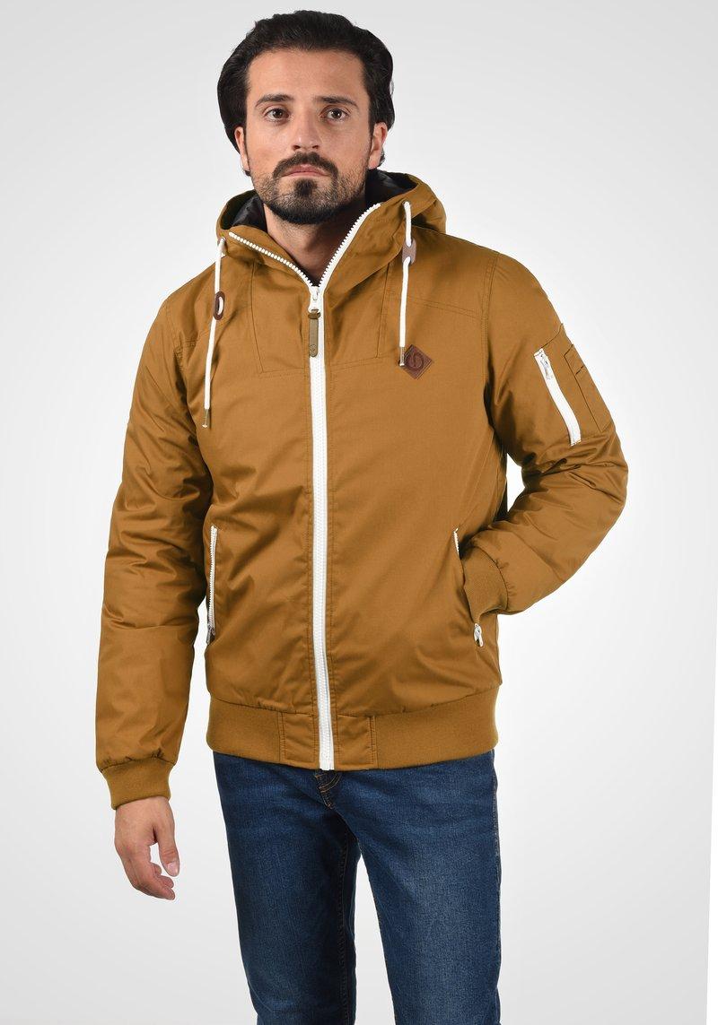 Solid - TILLY - Light jacket - cinnamon