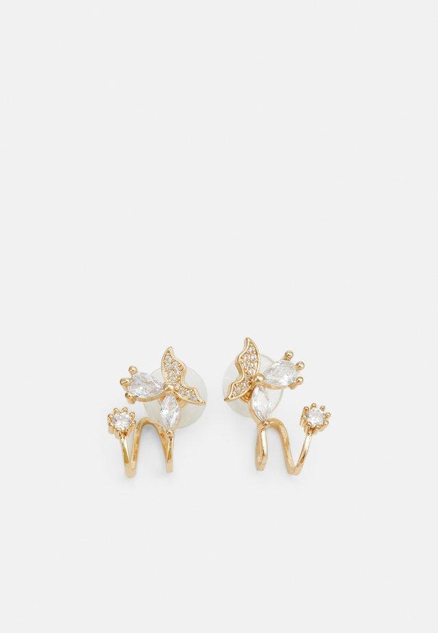 EARCUFFS - Oorbellen - gold-coloured