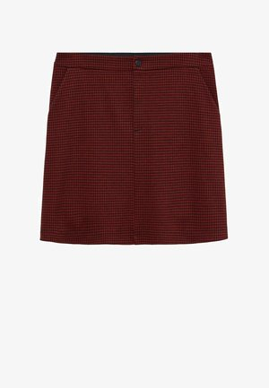 SIENNA - Pencil skirt - rot