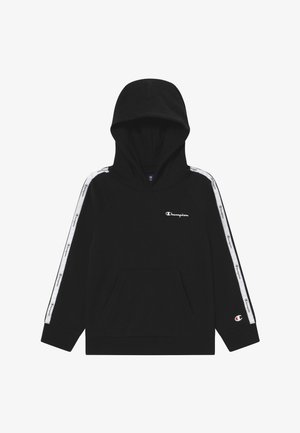 LEGACY AMERICAN TAPE HOODED - Mikina s kapucí - black