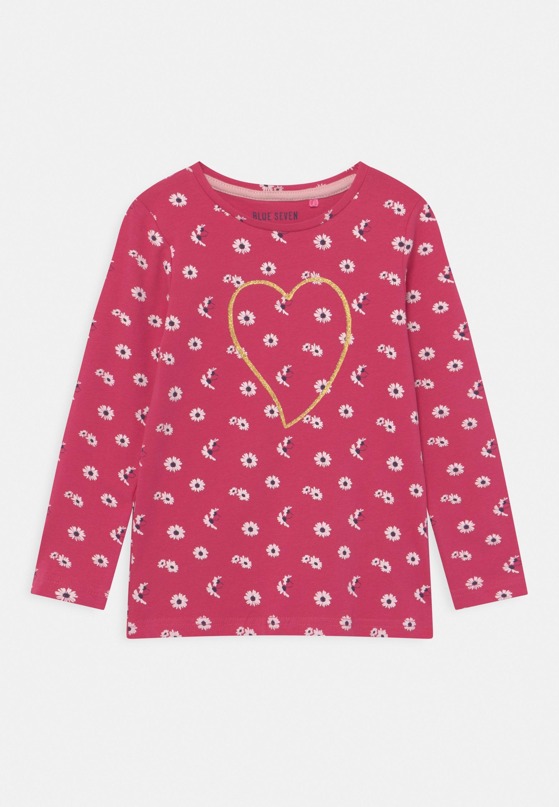 Kinder KIDS GIRLS  - Langarmshirt - magenta
