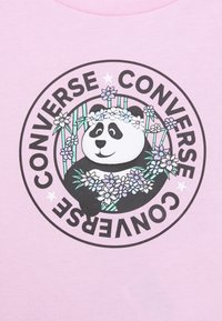 Converse - PANDAMONIUM TEE - Print T-shirt - pink glaze - 2