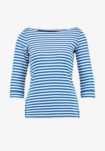 TEE - Topper langermet - bright blue