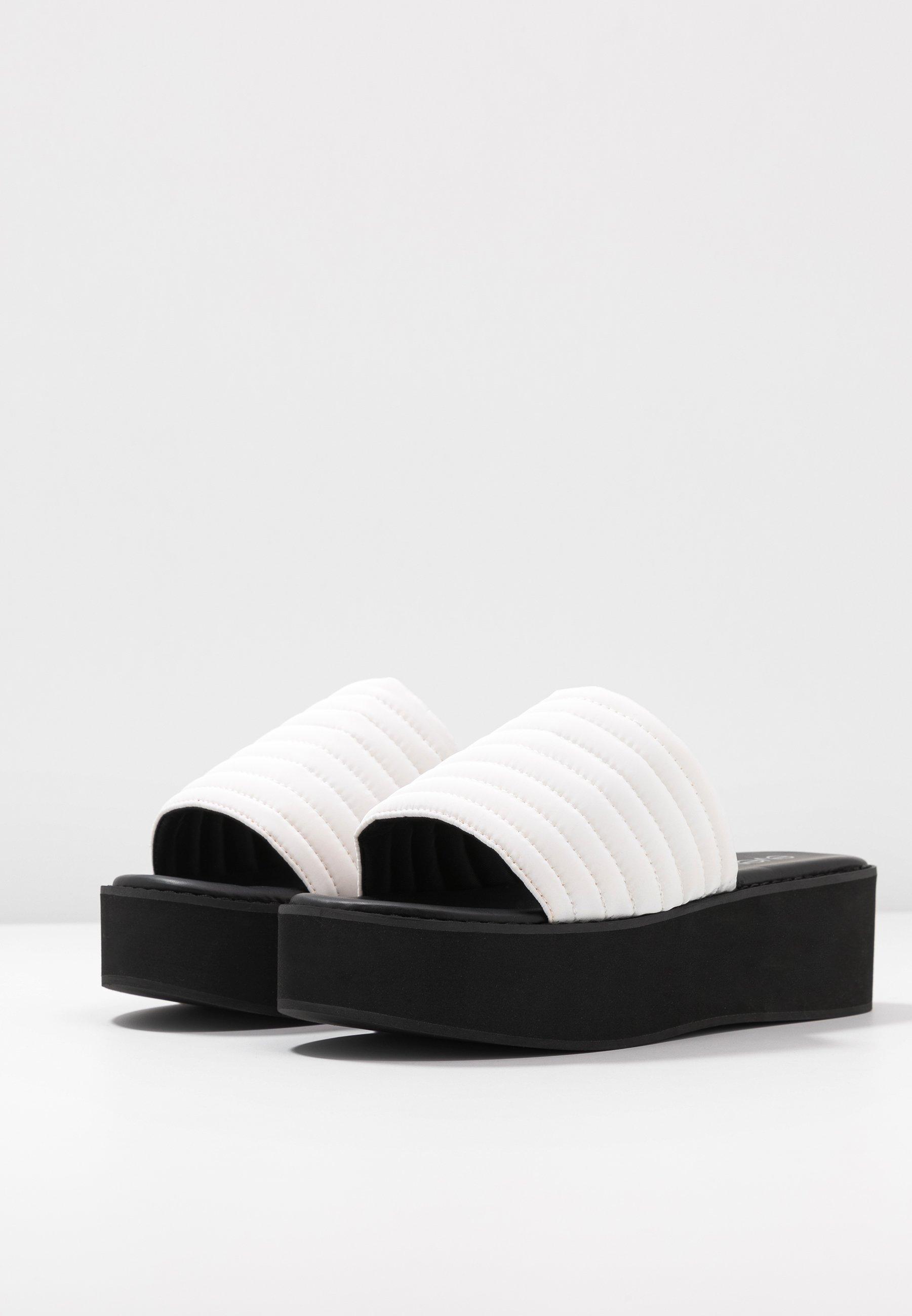 Even&odd Hausschuh - White/weiß