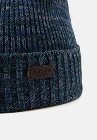 Barbour - WHITTON BEANIE - Beanie - blue - 3